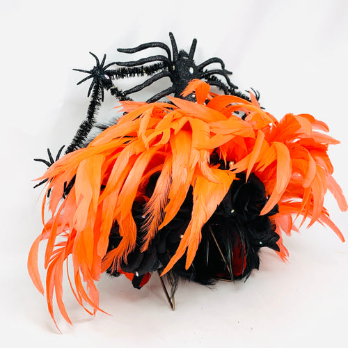 Arachnid Queen Headdress