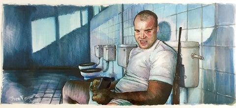 Full Metal Jacket Print