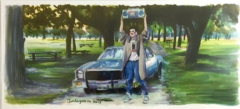 Say Anything Print