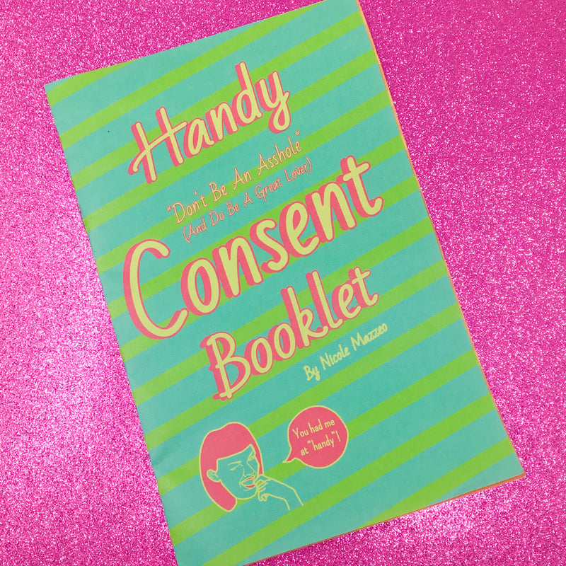 Handy Consent Booklet