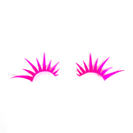 Pink Neon UV Lashes