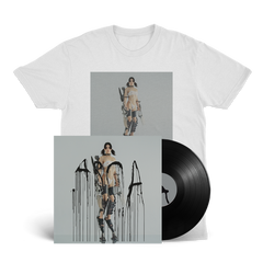 KiCk i + Album T-Shirt Bundle