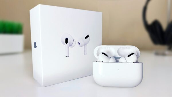 Slušalice Apple's AirPods 3