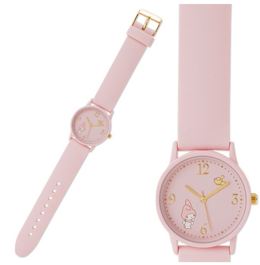 My Melody Silicon Watch