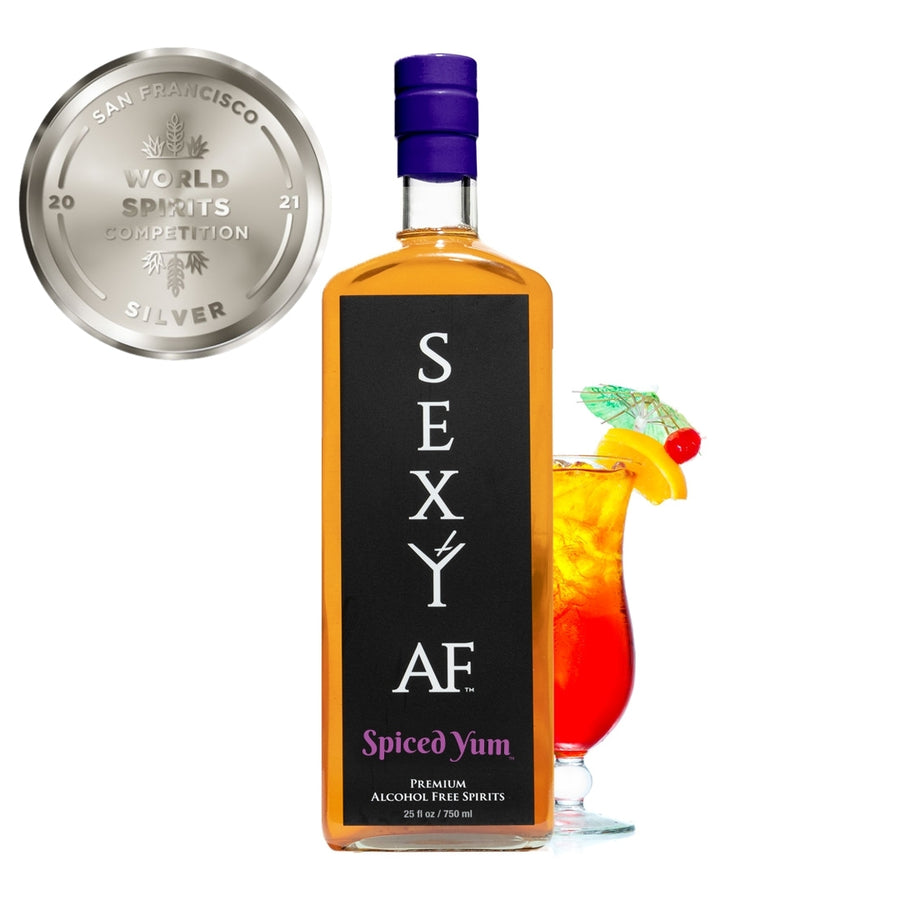 NEW Spiced Yum | Alcohol Free Spirit
