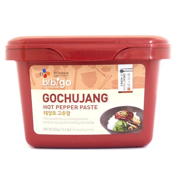 Gochujang Korean Hot Pepper Paste 500g