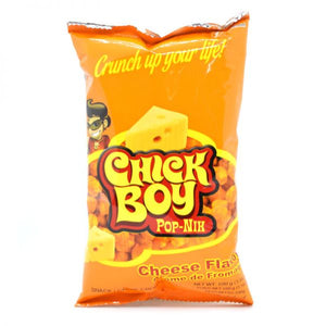Chick Boy Cheese 100g