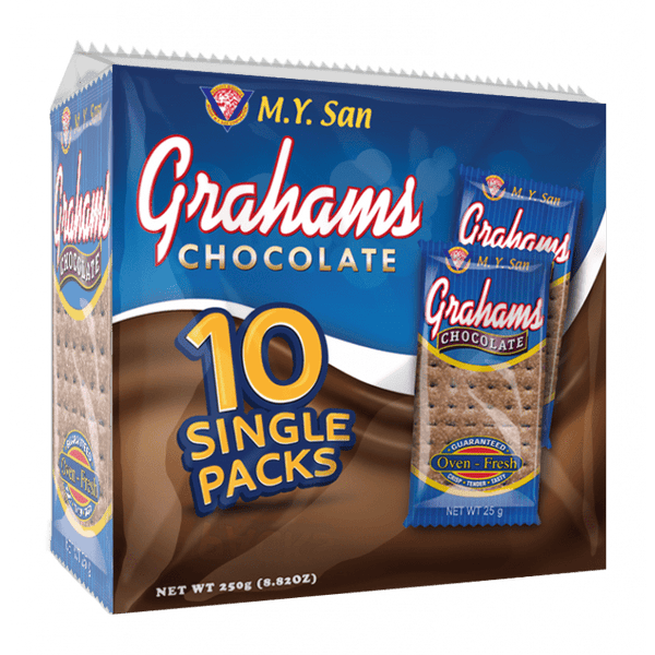 Grahams Crackers Chocolate 250g