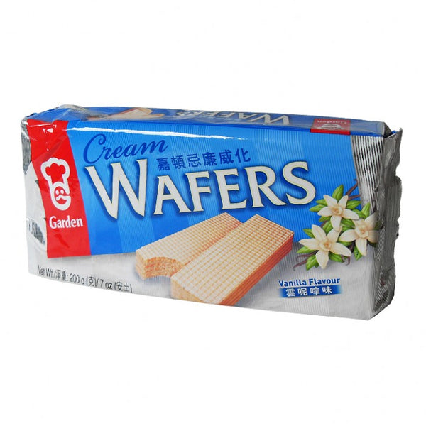 GD Cream Wafer - Vanilla 200g