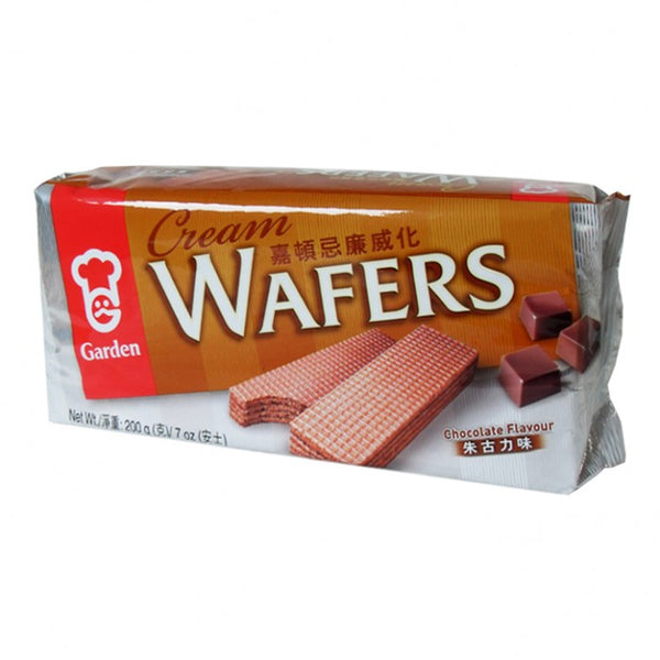 GD Cream Wafer - Chocolate 200g