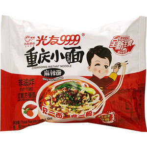 GY Chongqing Noodle - Hot & Spicy 110g