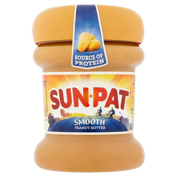 Sunpat Smooth Peanut Butter 200g