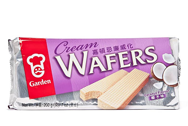 GD Cream Wafer - Coconut 200g