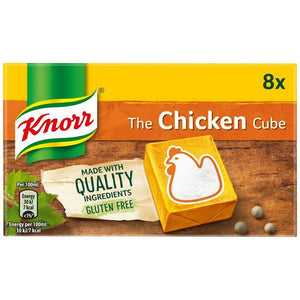 Knorr Chicken Stock Cubes 80g