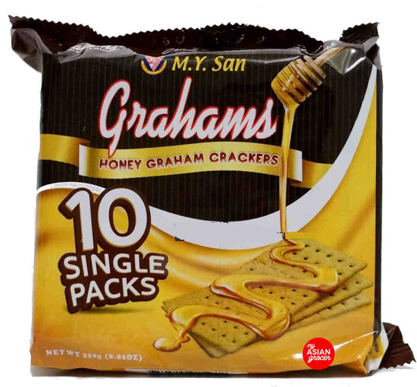 Grahams Crackers Honey 250g