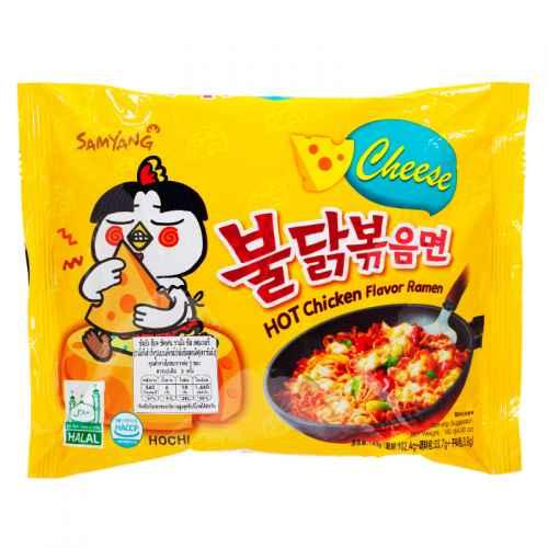 Samyang Hot Chicken Cheese 140g