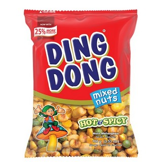 Ding Dong Hot & Spicy 100g