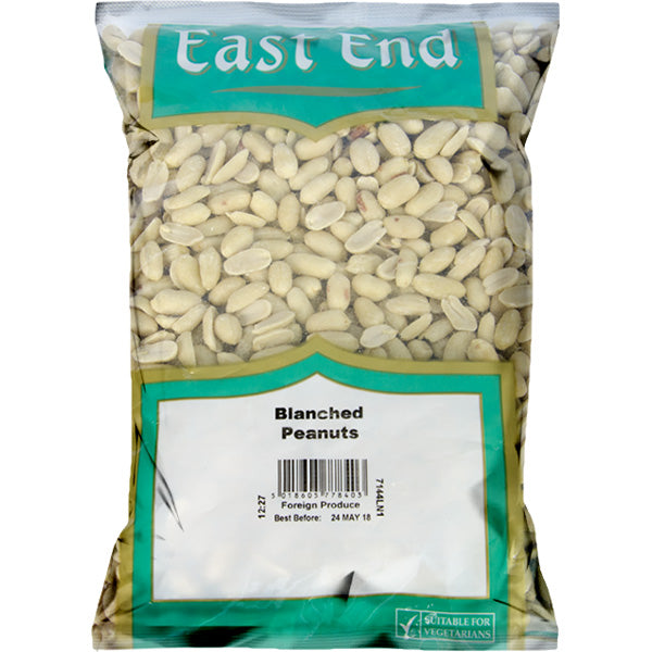 East End Blanched Peanuts 400g