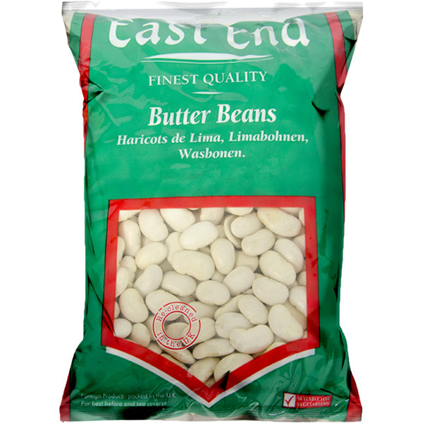 East End Butter Beans 2kg