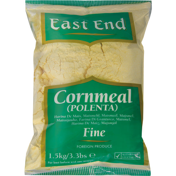 East End Cornmeal (Polenta) Fine 1.5kg