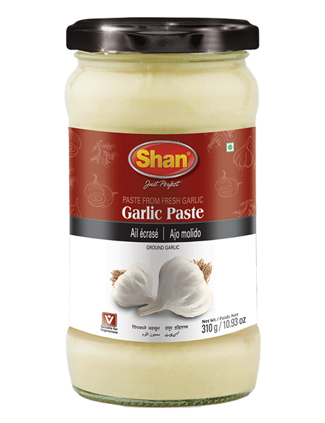 Shan Garlic Paste 310g