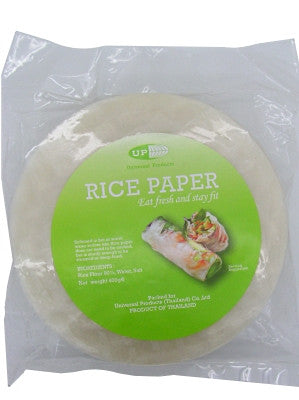 UP Rice Paper 16cm
