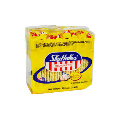 Skyflake Crackers Garlic 200g