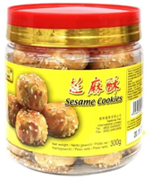 Gold Label Cookies - Sesame 300g