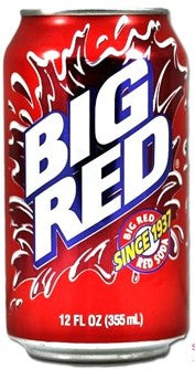 Big Red (12x355ml)