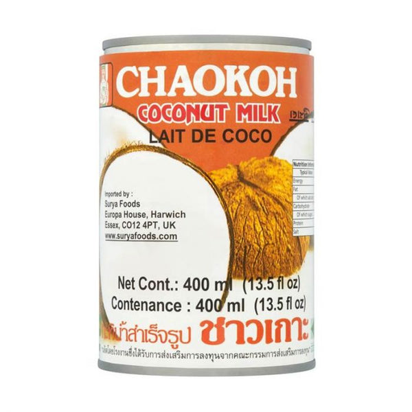Chaokoh Coconut Milk 400ml