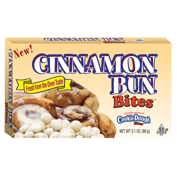 CookieDough Bites Cinnamon 88g
