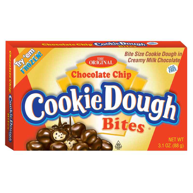 CookieDough Bites Choc Chips 88g