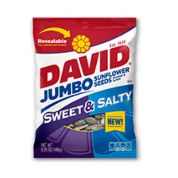Davids Sunflower Seeds Sweet & Salty
