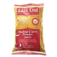 East End Madras Curry Powder Mild 400g