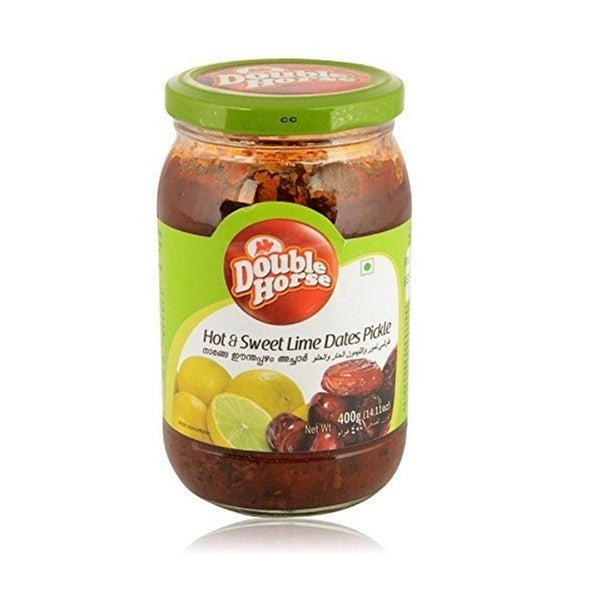 DH Hot & Sweet Pickle 400g