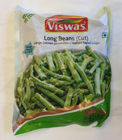 Viswas Frozen Long Beans 400g