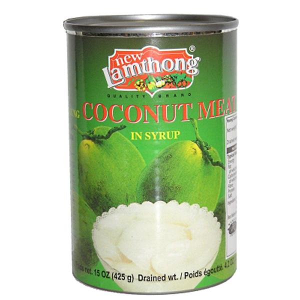 Lamthong Coconut Meat 425g