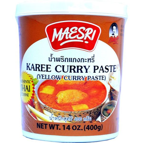 Mae Sri Yellow Curry 400g
