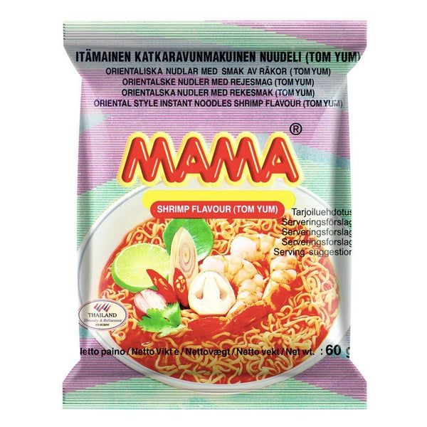 Mama Shrimp Tom Yum Noodles 55g