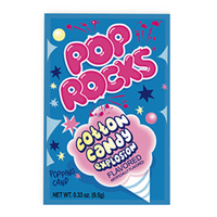 Pop Rocks Cotton Candy