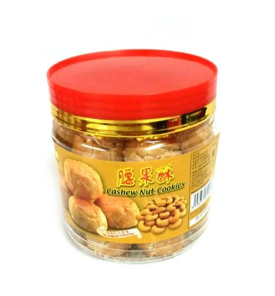 Gold Label Cookies - Cashew 300g
