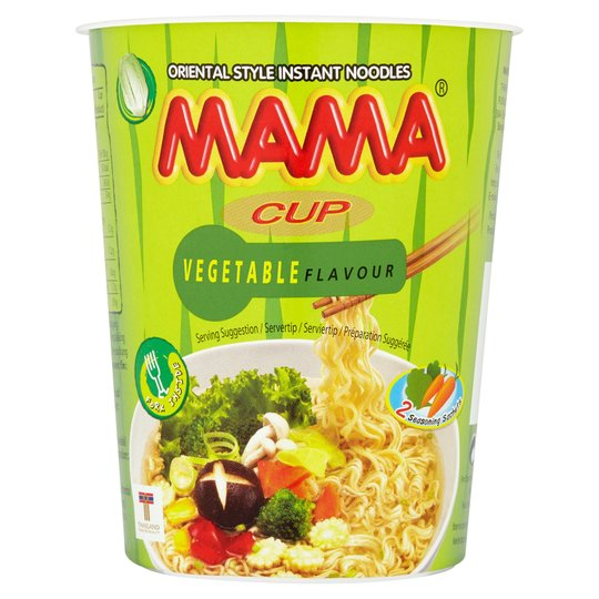 Mama Cup Vegetable 70g