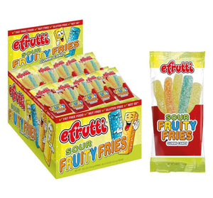 E Frutti Fruity Fries 15.5g