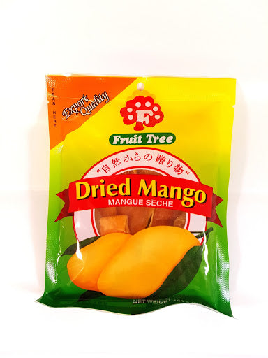AEO Dried Mango 100g
