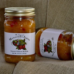 Manassero Farms Relish Varieties