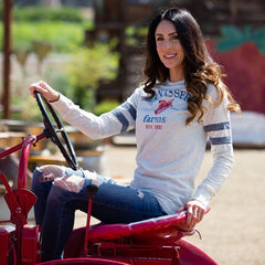 Manassero Farms Long Sleeve Tee