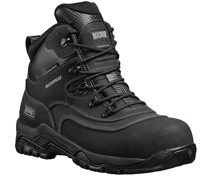 Broadside 6.0 Composite Toe & Composite Plate Waterproof Work Safety Boot