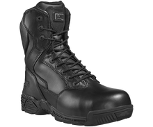 Load image into Gallery viewer, Stealth Force 8.0 Leather Composite Toe & Plate Uniform Safety Boot