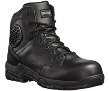 Load image into Gallery viewer, Strike Force 6.0 Waterproof Side-Zip Composite Toe & Plate Uniform Safety Boot