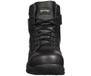 Strike Force 6.0 Waterproof Side-Zip Composite Toe & Plate Uniform Safety Boot